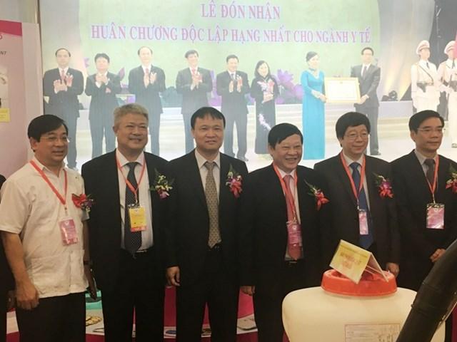 Thứ trưởng Đỗ Thắng Hải tham dự khai mạc Vietnam Medi-Pharm 2017