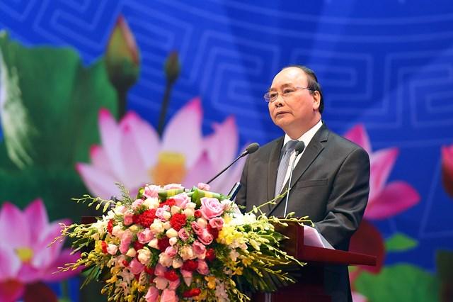 Thủ tướng Nguyễn Xuân Phúc khai mạc Hội nghị Thủ tướng Chính phủ với doanh nghiệp