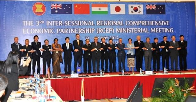 Bộ trưởng BCT phát biểu tại Hội nghị Bộ trưởng giữa kỳ lần thứ 3 Hiệp định RCEP