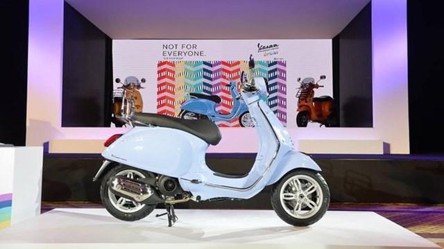 Vespa Primavera 150 có phiên bản đặc biệt mới