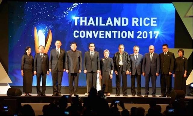 Thứ trưởng Trần Quốc Khánh tham dự Hội nghị Gạo Thái Lan lần thứ 8