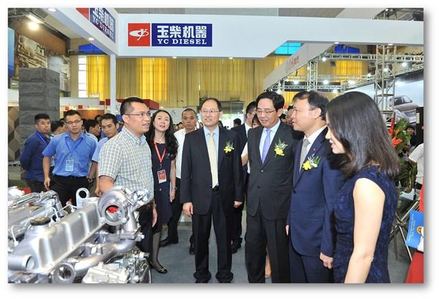 Triển lãm CA-MEXPO Việt Nam 2017: Nơi cung cấp các giải pháp cơ khí, điện tử
