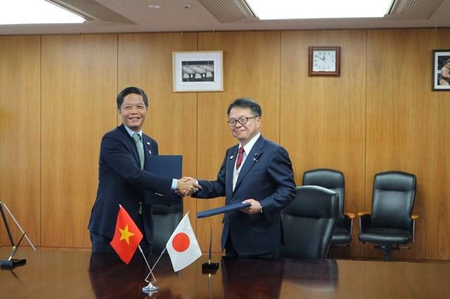 Kỳ họp lần thứ 2 UBHH Việt Nam - Nhật Bản về Công nghiệp, Thương mại và Năng lượng