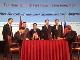 Cục Xúc tiến thương mại ký kết Biên bản ghi nhớ với Quỹ Roscongress - Liên Bang Nga