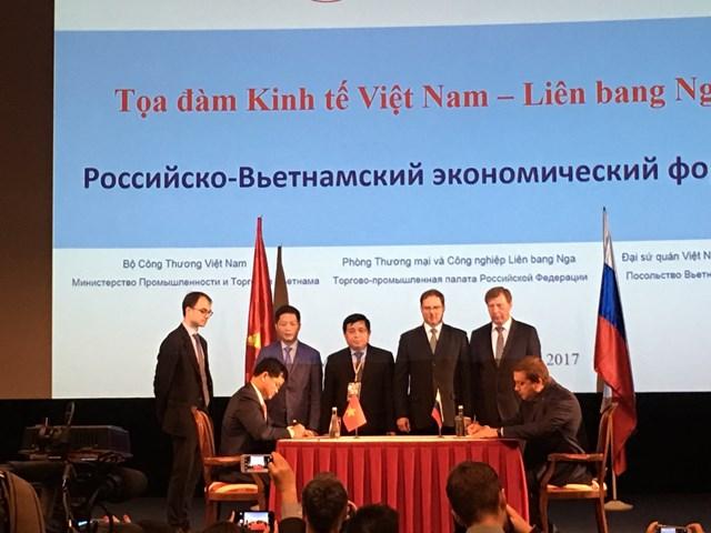 Các hoạt động của Bộ trưởng BCT trong chuyến thăm chính thức CH Belarus và LB Nga