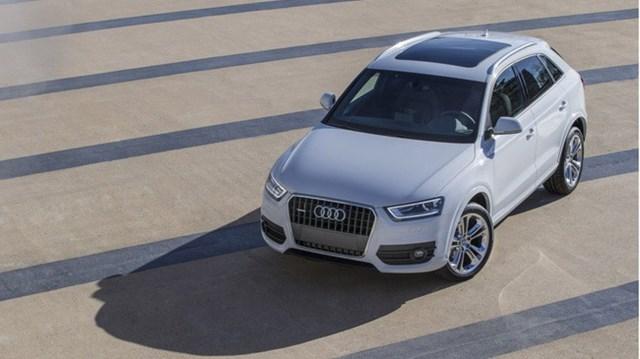 Audi Q3 chính thức được triệu hồi tại Việt Nam