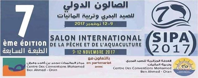 Mời tham dự Triển lãm quốc tế về đánh bắt và nuôi trồng thủy sản tại Algeria
