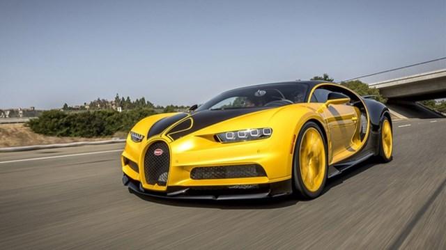"""Hé lộ bộ sưu tập siêu xe cực """"khủng"""" của chủ nhân chiếc Bugatti Chiron"""