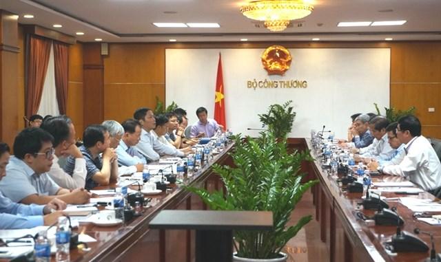 Bộ trưởng Trần Tuấn Anh làm việc với tỉnh Lâm Đồng