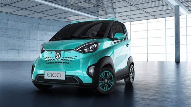 Mẫu xe mang thiết kế giống Smart ForTwo nhưng chỉ có giá 5.400 USD này hiện đang sốt