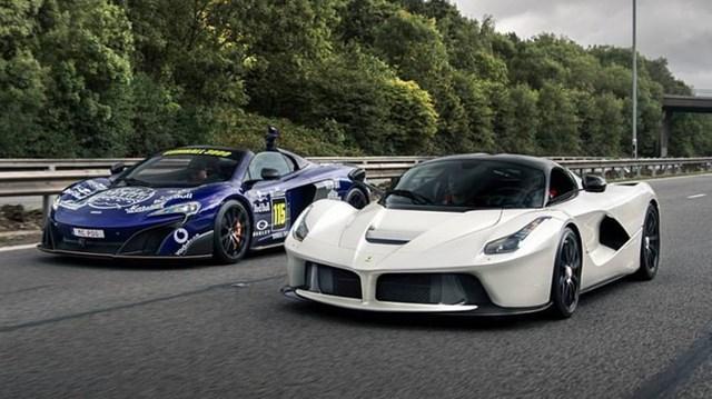 """Đã mắt với dàn siêu xe """"khủng"""" của Need For Speed phiên bản ngoài đời thực"""