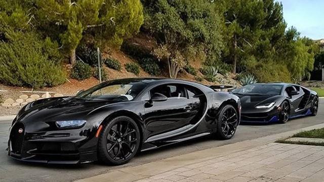 Mới tậu Lamborghini Centenario 1,9 triệu đô, đại gia này tiếp tục nạp Bugatti Chiron
