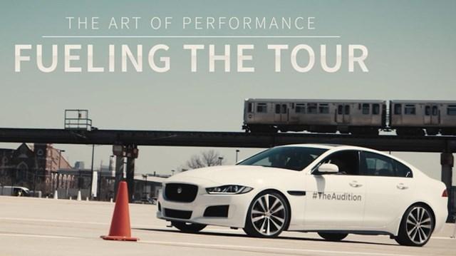 Jaguar mang chương trình trải nghiệm xe quốc tế đến Việt Nam
