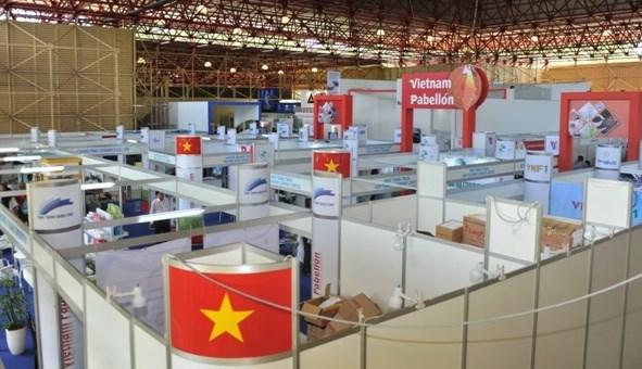 Khai mạc gian hàng Việt Nam tại Hôi chợ Quốc tế La Habana - FIHAV 2017