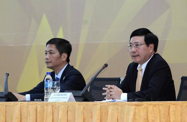 Hội nghị liên Bộ trưởng Ngoại giao - Kinh tế APEC lần thứ 29