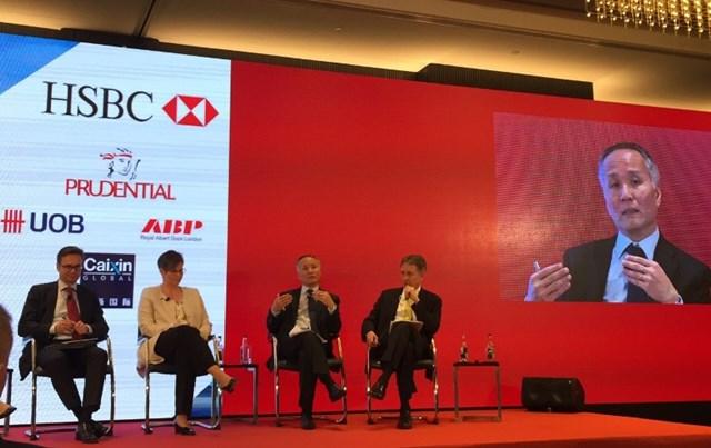 """TT Trần Quốc Khánh tham dự Hội nghị: """"Thương mại châu Á trong trật tự toàn cầu mới"""""""