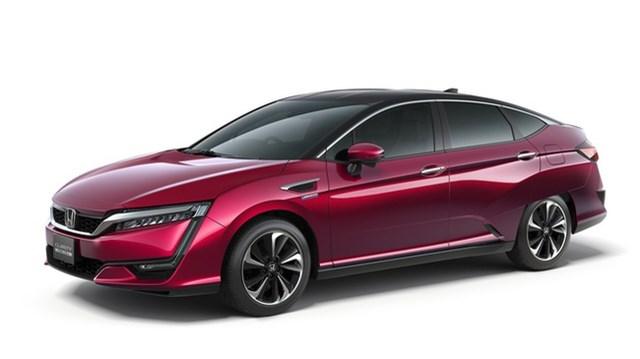 Honda Clarity được vinh danh Xe xanh của năm 2018