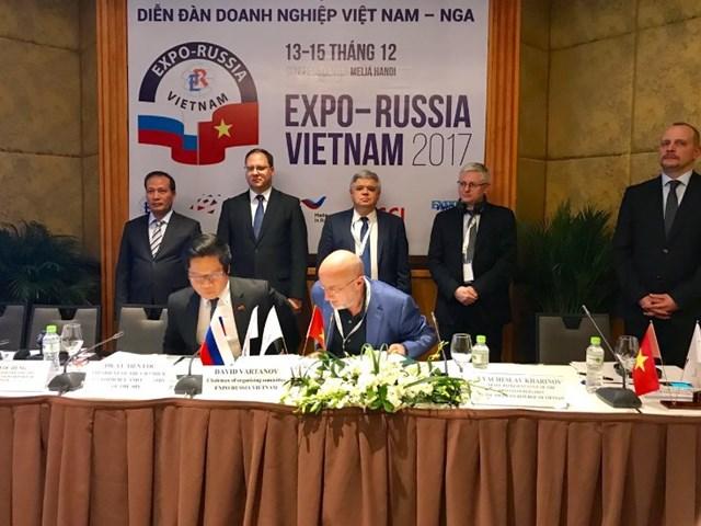 Thứ trưởng Cao Quốc Hưng tham dự Hội thảo về hợp tác giữa Việt Nam và Liên bang Nga