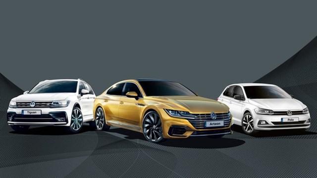 Volkswagen trở lại với sản lượng hơn 6 triệu xe trong năm 2017