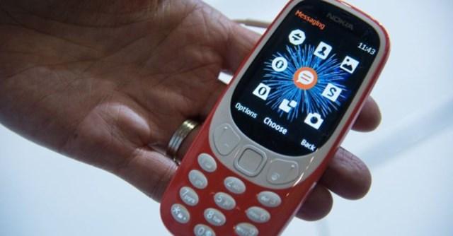 """Điện thoại """"cục gạch"""" sẽ được trang bị kết nối 4G từ năm tới"""