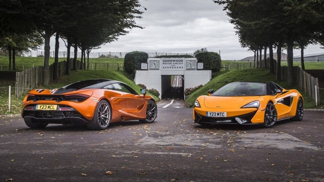McLaren đạt doanh số cao kỷ lục trong năm 2017