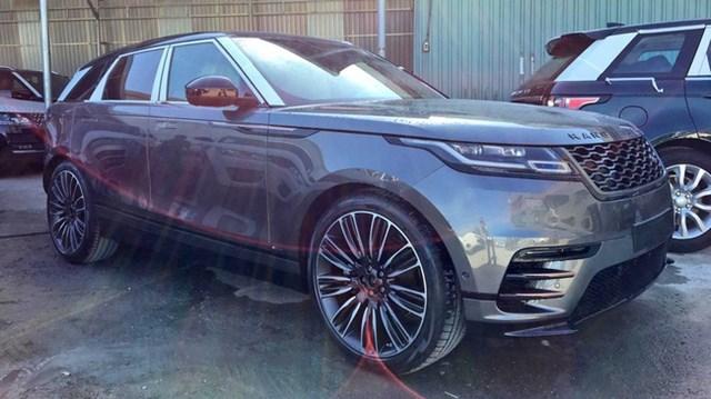 Hàng hiếm Range Rover Velar First Edition đầu tiên về Việt Nam với giá gần bằng Lexus