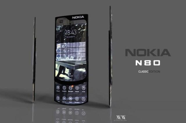 Ngắm tuyệt tác Nokia N80 2018: Sự trở lại đẳng cấp của một huyền thoại