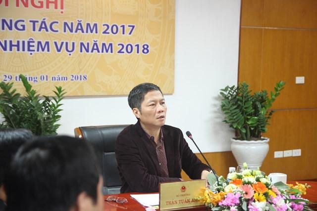 Bộ trưởng Trần Tuấn Anh: Ngành CN cần tham gia mạnh mẽ vào chuỗi giá trị toàn cầu