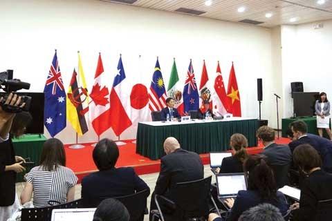 Kết quả phiên họp cấp Trưởng đoàn đàm phán các nước tham gia CPTPP