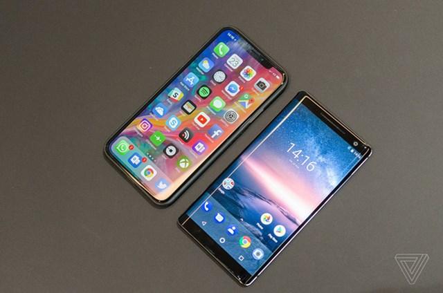 Chân dung Nokia 7 Plus và Nokia 8 Sirocco vừa ra mắt