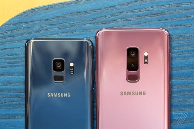 Samsung Galaxy S9 có giá chính thức từ 19,99 triệu đồng tại Việt Nam