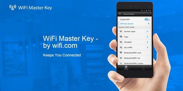 Hướng dẫn truy cập wifi không cần mật khẩu