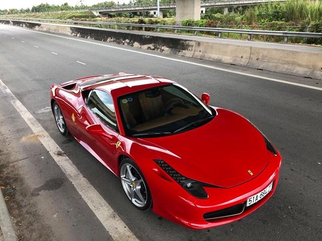 """Ferrari 458 Italia sắp được độ body kit Misha độc nhất VN từng là """"vợ cũ"""" Phan Thành"""