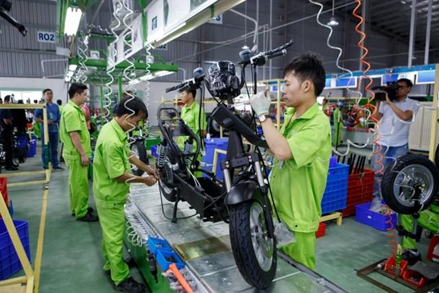 Pega tuyên bố xe máy xăng sẽ bị loại bỏ trong 5 năm tới