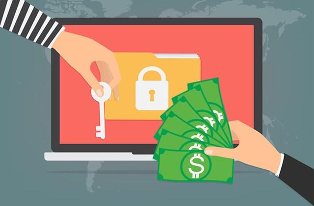 Khẩn cấp ngăn mã độc đòi tiền chuộc 1.000 USD đang lây lan ở VN