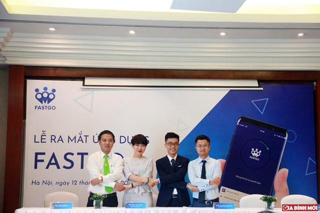 FastGo- đối thủ 'nặng cân' của Grab ra mắt thị trường Việt Nam