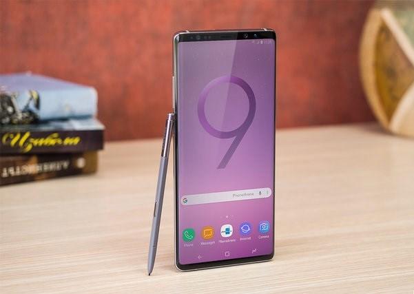 Chưa ra mắt, Note 9 đã phá kỷ lục smartphone mạnh nhất thế giới?