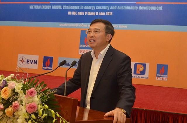 Đảm bảo an ninh năng lượng hiệu quả gắn với phát triển bền vững và bảo vệ môi trường