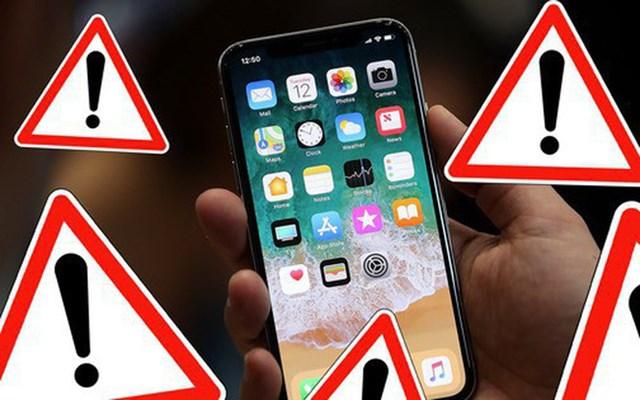 """Trò lừa đảo mới trên iPhone gây xôn xao dư luận: Hàng triệu đồng dễ dàng """"bốc hơi"""""""