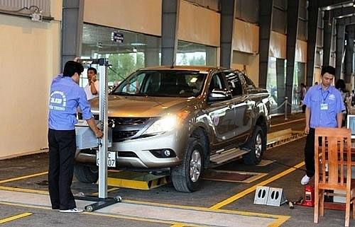 Nghị định số 139/2018/NĐ-CP về kinh doanh dịch vụ kiểm định xe cơ giới