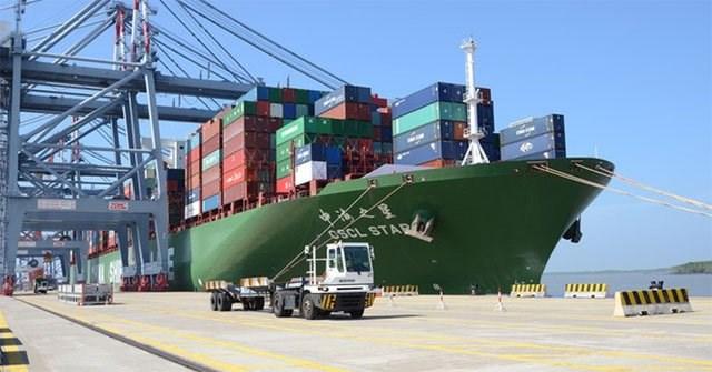 Biểu khung giá dịch vụ hoa tiêu, bốc dỡ container và lai dắt tại cảng biển Việt Nam