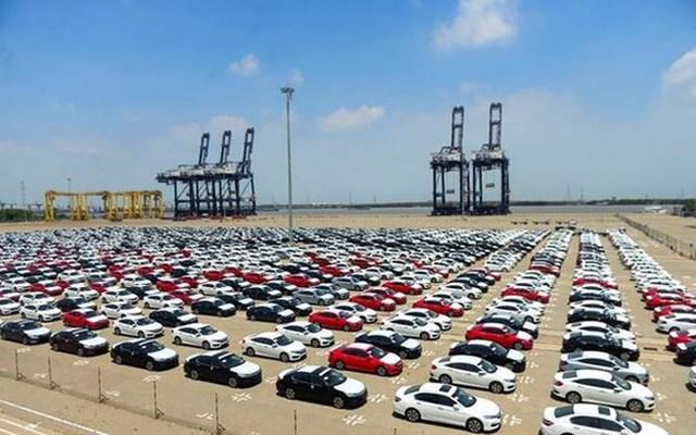 05 cửa khẩu cảng biển cho phép ô tô dưới 16 chỗ nhập khẩu về Việt Nam