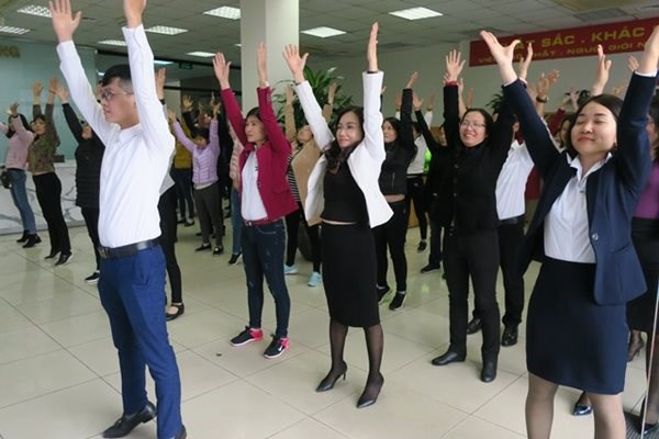 Chỉ thị của Bộ Y tế về tăng cường vận động thể lực trong ngành y tế