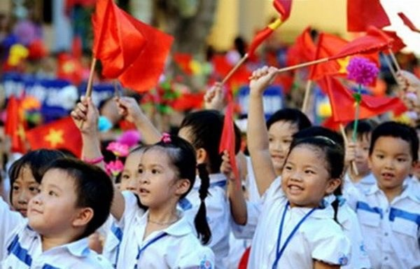 Đến 2030 đảm bảo hoàn thành giáo dục tiểu học miễn phí
