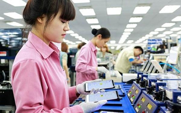 Xuất khẩu điện thoại và linh kiện sang Ấn Độ đã khẳng định được vị trí số một