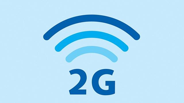 2G được đề nghị tắt vào năm 2022