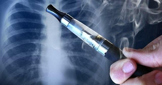 Đề xuất cấm thuốc lá điện tử ở Việt Nam