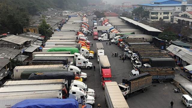 Nhập khẩu hàng hóa từ Trung Quốc gặp khó khăn khi nCoV diễn biến phức tạp
