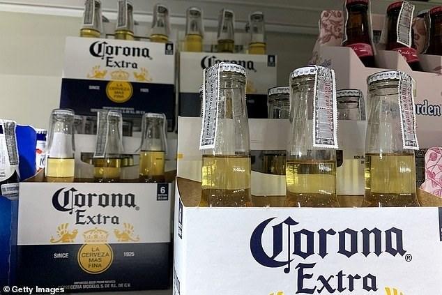 Bia Corona tạm dừng sản xuất vì đại dịch Covid-19