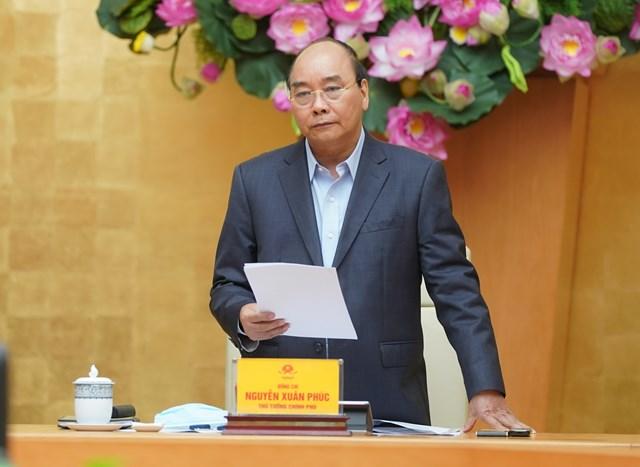 Thủ tướng Chính phủ yêu cầu xử lý nghiêm các vi phạm trong phòng, chống Covid-19